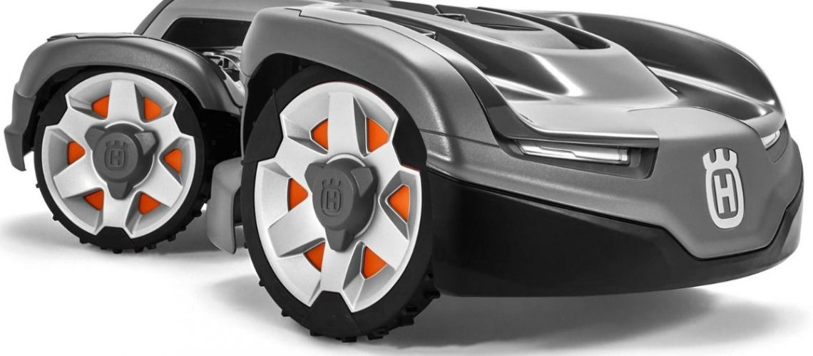 Husqvarna Automower 435X AWD test