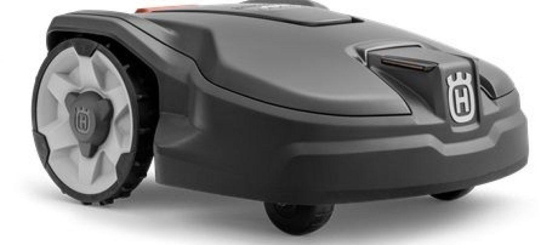 husqvarna automower 305 test
