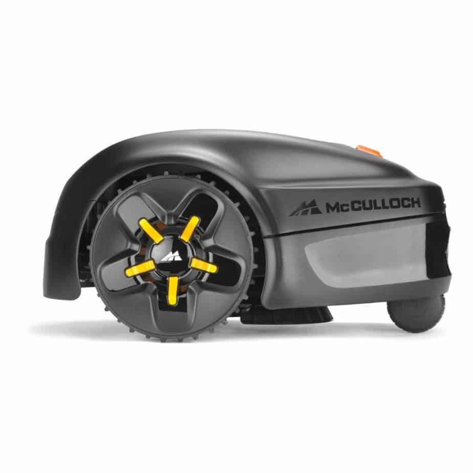 mcculloch rob s600 bäst i test robotgräsklippare klipper