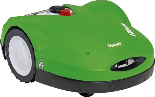 viking imow mi 632 test robotgräsklippare